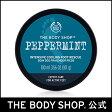 【正規品】<足用保湿クリーム>ペパーミント インテンシブ クーリング フットクリーム 100ml 【THE BODY SHOP(ザ・ボディショップ)】PEPPERMINT INTENSIVE COOLING FOOT RESCUE