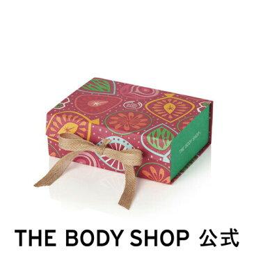 【正規品】【数量限定】ギフトボックス レッド S【THE BODY SHOP(ザ・ボディショップ)】