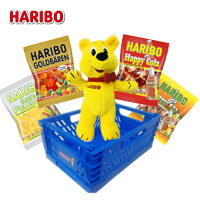 【ハリボーハッピーバッグ】HARIBOクリックポスト数量限定期間限定4種類ノート雑貨まとめ買い