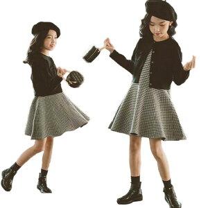 子供服 セットアップ スーツ 女の子 フォーマル 入学式 キッズ スーツ 韓国 卒業式 子ども服 ガールズ ワンピース 上下 通園 通学 卒業 子供