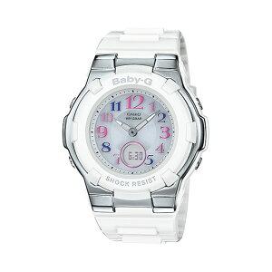 ベビージーBABY-Gレディース腕時計BGA-1100GR-7BJFソーラー電波
