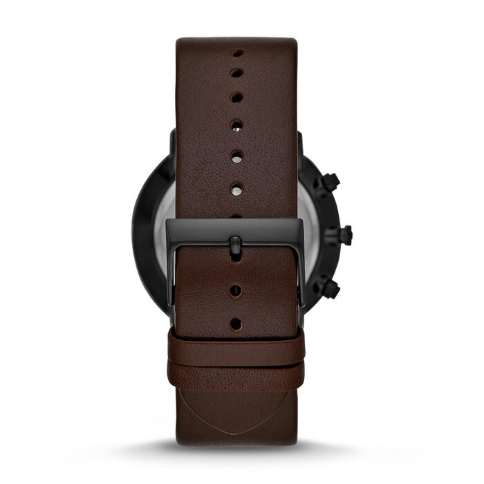 フォッシル FOSSIL FS5485 腕時計 チェース タイマー メンズ CHASE TIMER クロノグラフ 日付 ブラウン革ベルト 入学 入社 就職 祝い 新生活 就活