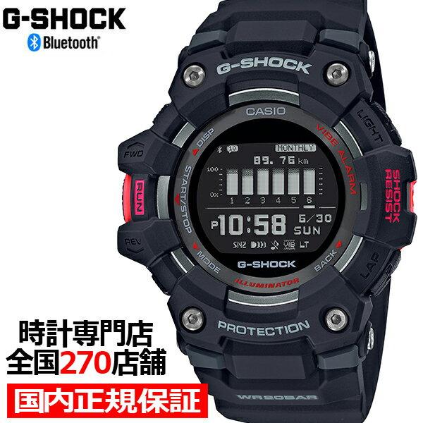 CASIO G-SHOCK black watch 522G-SHOCK G G-SQUAD G...