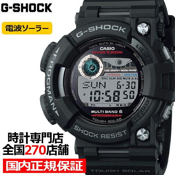 腕時計, メンズ腕時計 G-SHOCK G FROGMAN GWF-1000-1JF 200m Master of G