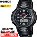 《10月9日発売》G-SHOCK Gショック フルメタル アナデジコンビ 初代デザインモデル AWM-500-1AJF メンズ 腕時計 電波ソーラー ブラック 国内正規品 カシオ・・・