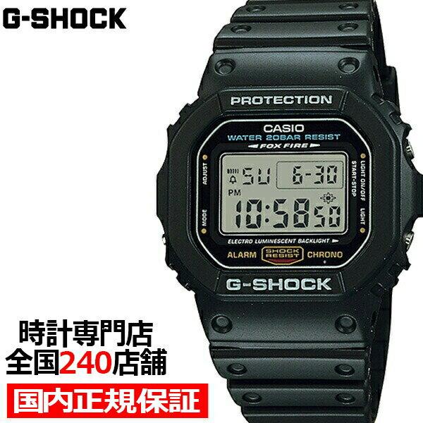 腕時計, メンズ腕時計 G-SHOCK DW-5600E-1