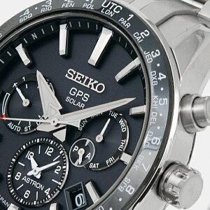 ≪11/29発売≫セイコーアストロンSBXC003腕時計メンズ大谷翔平選手広告モデルGPSソーラーウオッチSEIKOASTRON衛星電波時計黒5X