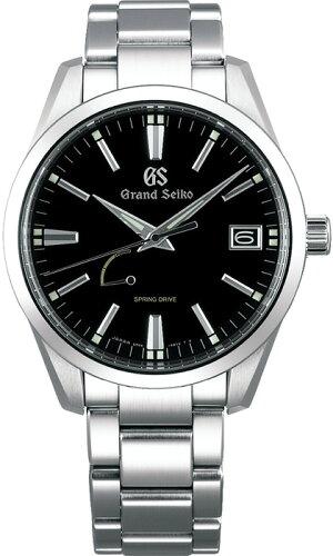 セイコーグランドセイコースプリングドライブSBGA301GRANDSEIKO腕時計メンズキャリバー9R65GSパワーリザーブ表示機能ラグジュアリースプリングドライブ自動巻カレンダー機能付日本製高級腕時計