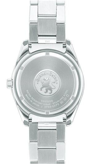 グランドセイコー9FクオーツGMTメンズ腕時計SBGN011ゴールドメタルベルトカレンダースクリューバック9F86