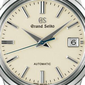 セイコーグランドセイコーSBGR261腕時計メンズGRANDSEIKO自動巻きメカニカル39.5mm革ベルトクロコダイルレザーMechanicalwatchラグジュアリー日本製高級腕時計セイコーGSメカニカル自動巻3DaysMEMS(メムス)製法キャリバー9S65