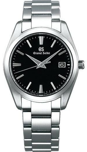 セイコーグランドセイコークオーツSBGX261腕時計メンズクォーツGRANDSEIKOメンズウォッチGSキャリバー9F62ステンレスケースラグジュアリー日本製高級腕時計カレンダー付