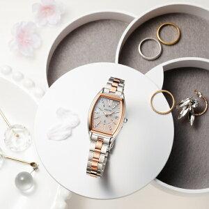 《2月8日発売/予約》セイコールキア限定モデル2020SAKURABloomingSSQW050レディース腕時計ソーラー電波トノーサクラ