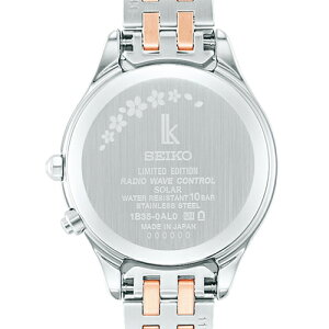 《2月8日発売/予約》セイコールキア限定モデル2020SAKURABloomingSSVV058レディース腕時計ソーラー電波サクラ