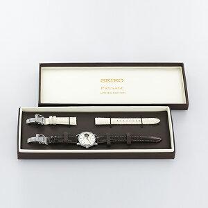 最大1500円OFFクーポン&ポイント最大51倍!《1月11日発売/予約》セイコープレザージュ限定モデルカクテルタイムスタアバーSRRY039レディース腕時計メカニカル自動巻ペア