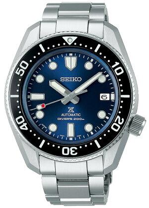 《12月11日発売/予約》セイコープロスペックス1968メカニカルダイバーズ現代デザインSBDC127メンズ腕時計メカニカル自動巻きメタルベルトブルー【コアショップ専売モデル】