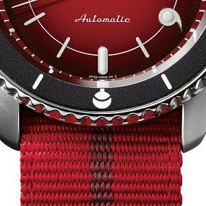 《12月11日発売/予約》セイコー5スポーツNARUTO&BORUTOコラボレーション限定モデルサラダSBSA089メンズ腕時計メカニカルクロスバンド日本製