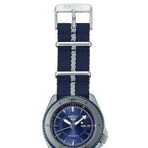 《12月11日発売/予約》セイコー5スポーツNARUTO&BORUTOナルト&ボルトコラボレーション限定モデルサスケSBSA091メンズ腕時計メカニカルナイロンバンド日本製