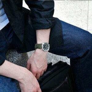 《6月25日発売/予約》セイコーセレクションマスターピースmaster-piece監修流通限定モデルSBTM313メンズ腕時計ソーラー電波ギョーシェ模様ダークカーキナイロン日本製