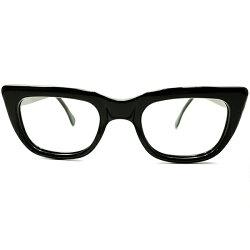 不朽名作オリジナル品極上個体1960s西ドイツ製MADEINWESTGERMANYRODENSTOCKローデンストックROCCO黒BLACKCLASSICウェリントン46/24ヴィンテージ眼鏡メガネA5274