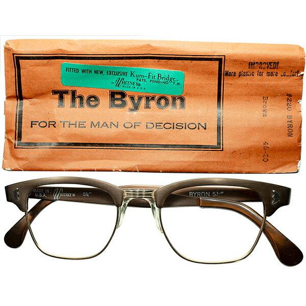 眼鏡・サングラス, 眼鏡 CLASSIC 1960s 160;DEADSTOCK USA NYWHITNEYNOSEPAD x110 12KGFBLOW TYPE size4620 160; 160; a6817