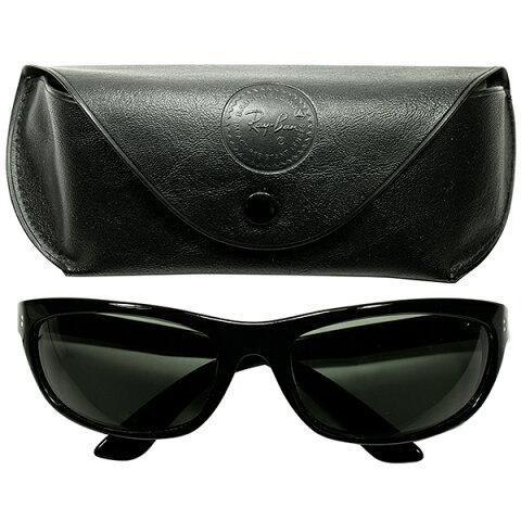 映画 DIRTY HARRY イーストウッド着用 超名作ICONIC MODEL 鬼レア最初期個体 1960s B&L RAYBAN ボシュロム レイバン BALORAMA 黒xG15LENS ビンテージヴィンテージ 眼鏡メガネ サングラス A6533