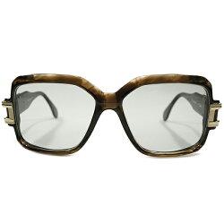 KINGOFCAZALデッドストック1980s西ドイツ製MADEINWESTGERMANYカザールCAZALmod623オリジナルSMOKYAMBER×GOLD日本製デッドストックガラスレンズ入サングラスヴィンテージ眼鏡メガネA4057