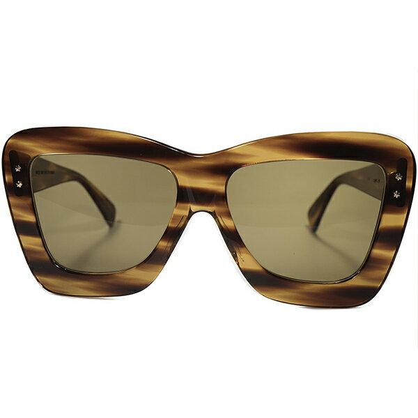 眼鏡・サングラス, 眼鏡 BRITISH1960s-1970s ENGLAND CUTLER AND GROSS LARGE FRONT MASK 160; 160; a7456