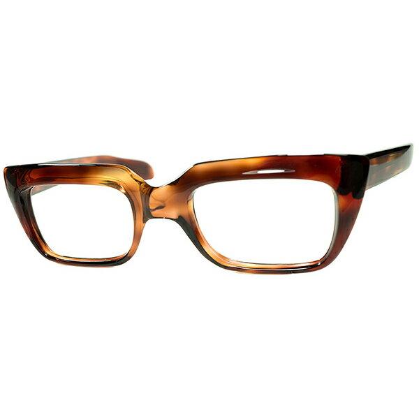 眼鏡・サングラス, 眼鏡 B-BODY Dodge 1960s USA AMERICAN OPTICAL AO CHARGER size4621 160; 160; a7482