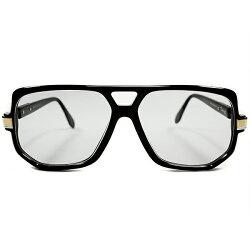 DOPE超希少mod627オリジナル1980sMADEINWESTGERMANY西ドイツ製カザールOLDCAZALBLACK×GOLDスクエア系シェイプヴィンテージメガネ眼鏡サングラスA3287