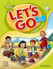 世界的人気を誇る、児童英語のベストセラー教材の最新版!送料無料!【Let's Begin Student Boo...