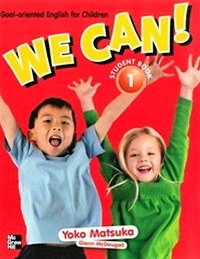 WeCan!1StudentBookwithCD