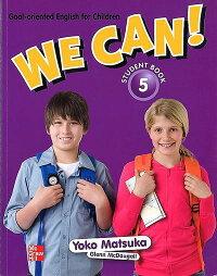 WeCan!5StudentBookwithCD