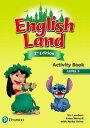 送料無料! 最新版【 English Land 2nd Edition 3 Activity Book 】小学生向け英語コース