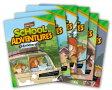 送料無料!CD付き!英語の多読にもおすすめ!【School Adventures Graded Comic Readers Level 1 Set (6冊セット)】