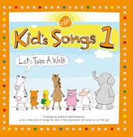 ����̵������KidsSongs1Let'sTakeaWalk�۳ڤ����Ҥɤ�Ѹ�βΡ���RCP��