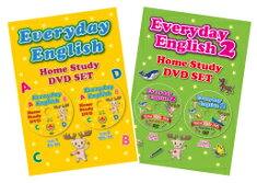 送料無料!【EverydayEnglishHomeStudyDVDSet】英会話親子英語子ども英語の歌フォニックスボキャブラリー児童英語幼児英語
