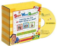 ����̵������ScholasticSightWordReaders25Readers,WorkbookandAudioCDSet�ۻҤɤ�Ѹ��ñ���RCP�ۡ�marathon201305_toy��