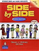 送料無料【Side by Side 2 Student Book with Audio Highlights】英語教材 英会話【RCP】