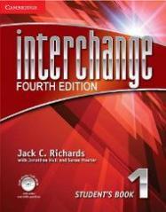 送料無料!最新版!【Interchange4thEdition1Student'sBookwithwithSelf-studyDVD-ROM】英語教材文法・スピーキング・リスニング【RCP】【marathon201305_toy】