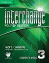 送料無料!最新版!【Interchange 4th Edition 3 Student's Book with Self-study DVD-ROM 】英語教材文...