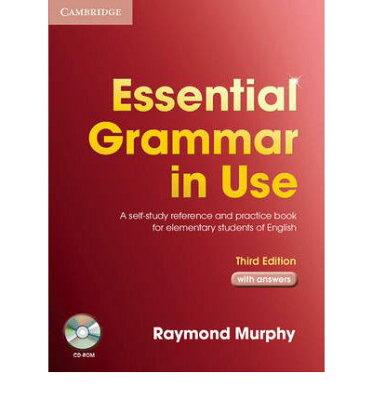 """世界的ベストセラー""""English Grammar in Use""""の初級編!送料無料!CD・解答付き!【Essential G..."""