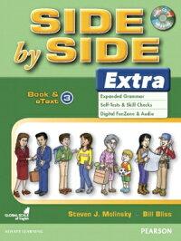 送料無料【SidebySide3ExtraEditionStudentBookandeTextwithCDHighlights】英語教材英会話