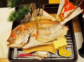 鯛飾りお食い初めセット