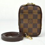 �륤�������ȥ�/LOUISVUITTON:���ƥ奤��������PM�ߥ˥ݡ����ǥ����ᥱ�������ߥ�N61738��ʪ�ݡ��������ѥݡ�������š�