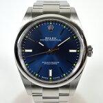 ロレックス/ROLEX:オイスターパーペチュアル114300時計腕時計メンズ[男性用]【中古】