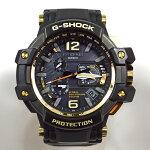 カシオ/CASIO:G−SHOCKグラヴィティマスターGPSハイブリット電波ソーラーG-SHOCKGPW-1000GB-1AJF時計腕時計メンズ[男性用]【中古】【コンビニ受取対応商品】