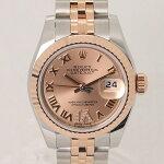 ロレックス/ROLEX;デイトジャスト179171ランダム179171時計腕時計レディース[女性用]【中古】