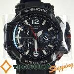 G-ショック/CASIO:スカイコックピットGPSハイブリッド電波タフソーラーGPW1000-1A時計腕時計メンズ[男性用]中古【中古】