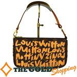 ルイヴィトン/LOUISVUITTON:ポシェットアクセソワールモノグラムM92193バッグハンドバッグ中古【中古】