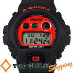 カシオ/CASIO:G-SHOCK鉄腕アトムDW-6900FS時計腕時計メンズ[男性用]中古【中古】